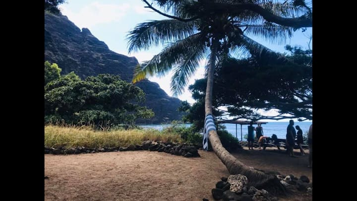 KAUAI CAMPING PACKAGE + Boogie Boards & Snorkeling