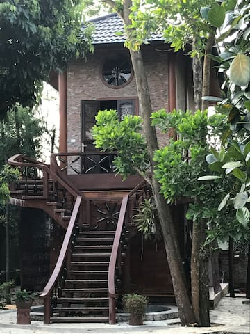 Lai garden - Hus