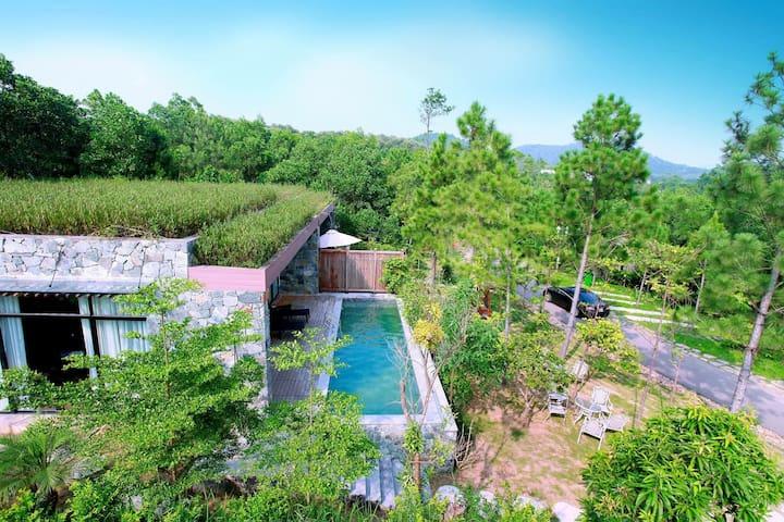 Private Pool - Villa in Resort - Thành phố Vĩnh Yên - Appartement