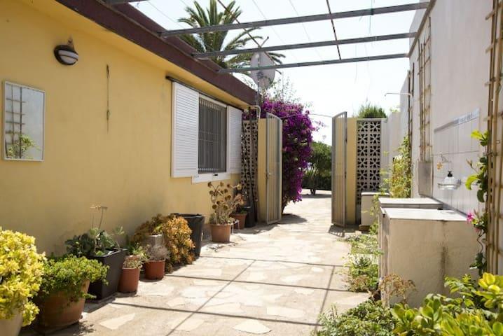 Familie bungalow, DIRECT aan zee - Vinaròs - Casa