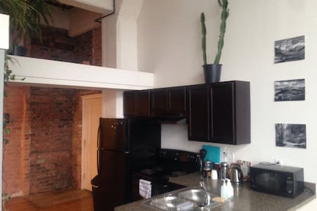 Riverfront Loft | Fantastic Location & View! - Detroit