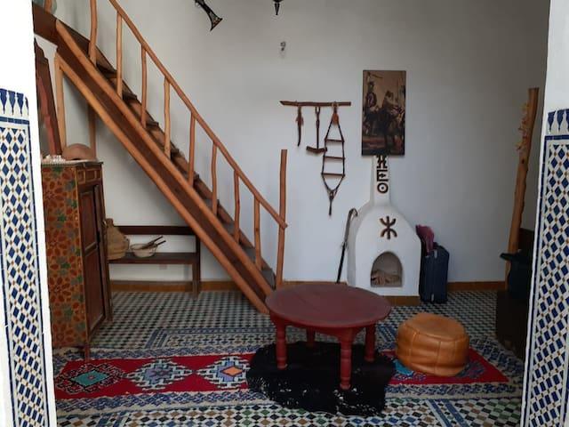 berber entrance