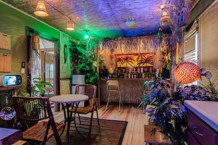 Tropical paradise in west Cleveland - Appartement
