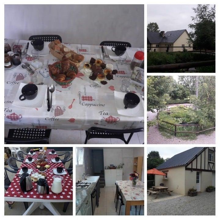 Studio, gîte ou chambres d'hôtes à partir de 50€
