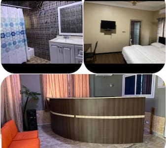 Bluemirage Hotel, Sunyani, Brong-Ahofo Region