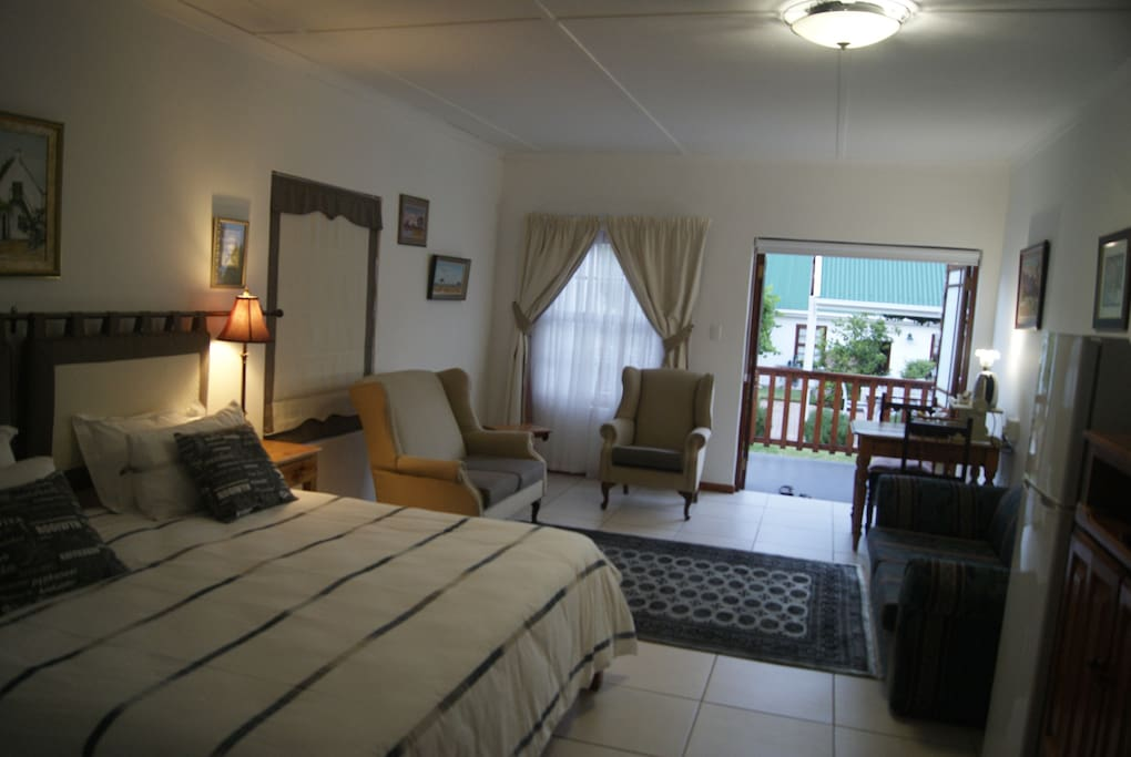 Klein Karoo hospitality