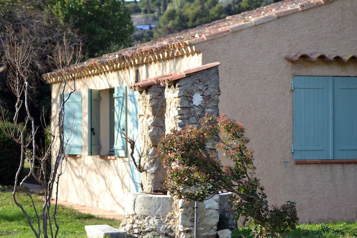 Maison de charme à Cassis