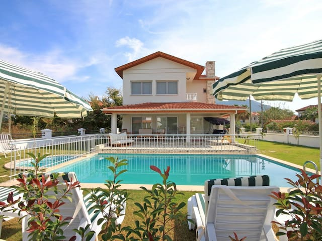 Home from Home - Villa Crescent - Dalyan - Villa