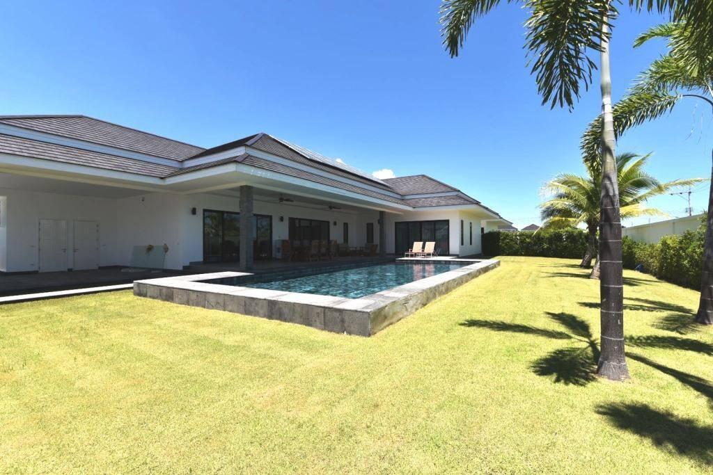Three bedroom luxury pool villa