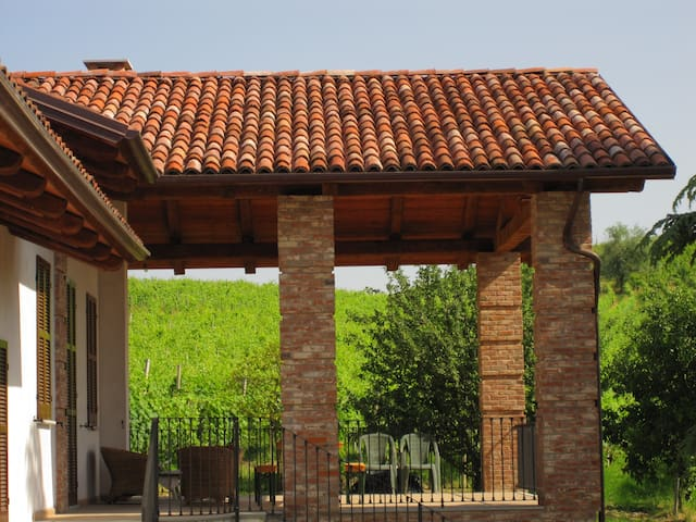Bed & Breakfast Cascina Beccaris - Pasquana - Bed & Breakfast