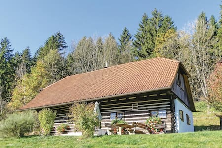 Holiday cottage with 2 bedrooms on 80m² in St. Georgen am Längsee