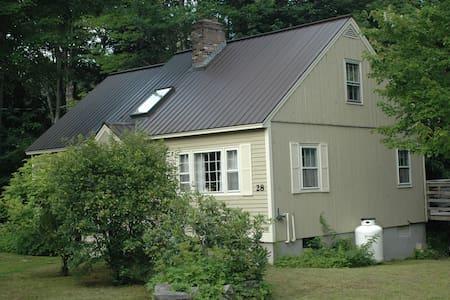 The Durkin House - near Mount Snow - West Dover