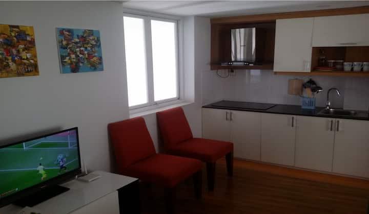 Comfortable apartment in the heart of Saigon - D1
