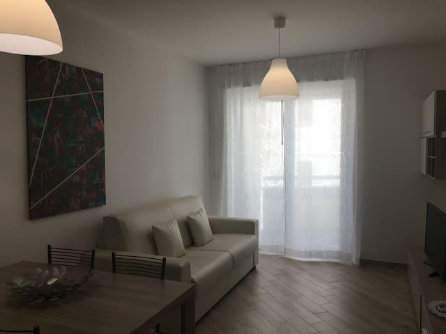 Appartamento da 2 persone + divano letto da 2