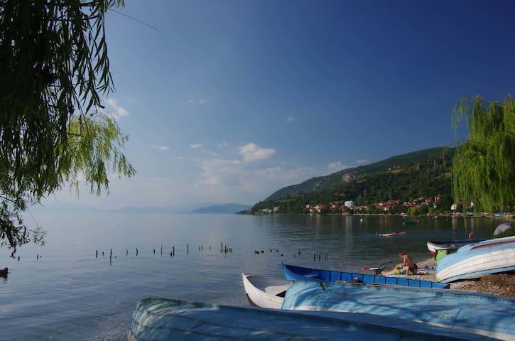 1-apartment in Pescani near the Ohrid Lake