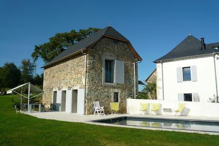 Gîte de Lamarquette, classé quatre étoiles - Lucq-de-Béarn