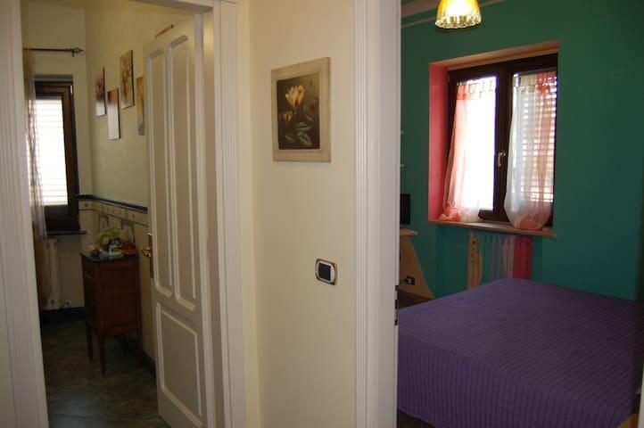 Villa Francesca- Stanza Dei Colori - Soverato Marina - Hus