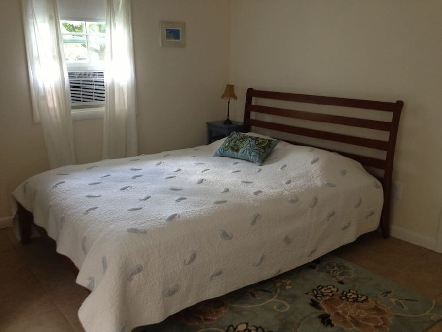 Comfy brand new Sealy Queen sized bed!