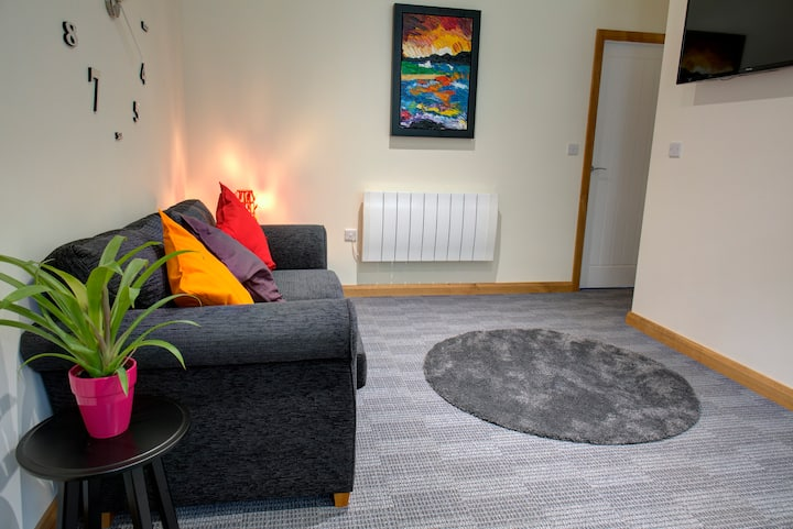 Light, modern and airy flat in Bacup, Rossendale