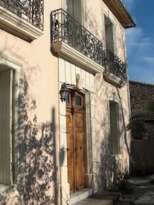 au repos vigneron maison XIX eme - Ceyras - Bed & Breakfast
