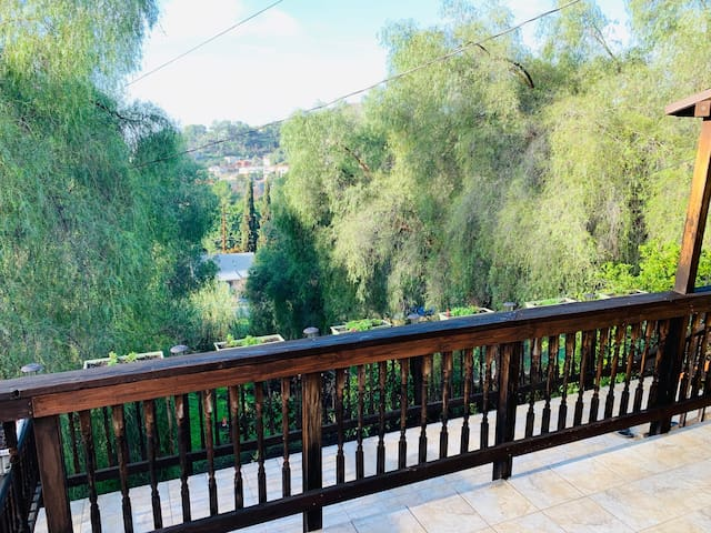 South Pasadena Private Bed room, Fantastic view