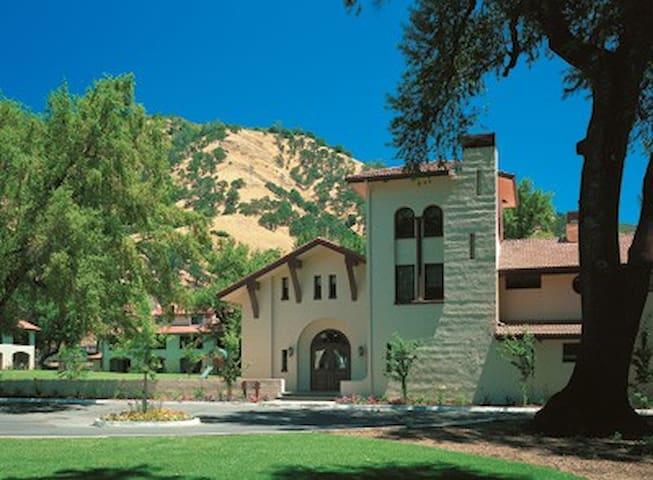 California (N)-Clear Lake Resort 2 Bdrm Condo - Nice - Ortak mülk