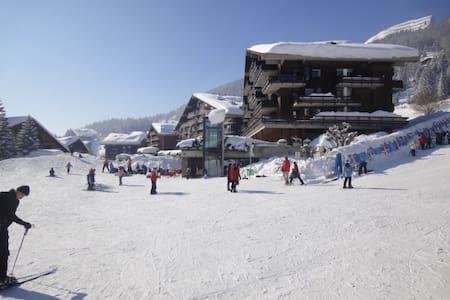 Ski et détente au coeur des Alpes - Ayent