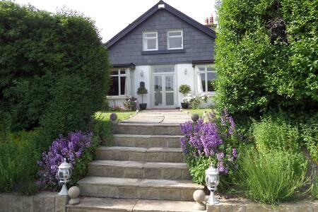 Stunning Dublin Cottage with Artistic Flare - Sutton - Bed & Breakfast