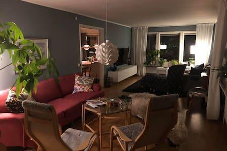 Villa i Sundsvall, (eget hus)