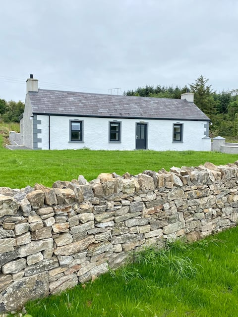 A newly renovated countryside cottage