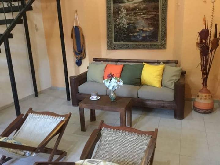 Cute apartment in historic Merida Centro