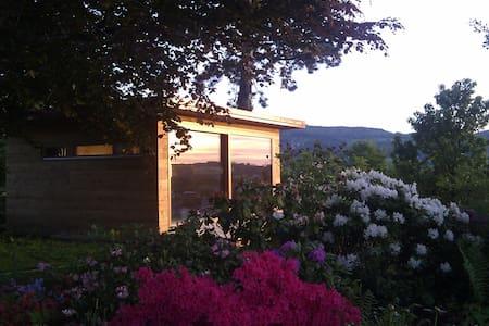 Gartenhaus mit Weitblick - Dornach - Oda + Kahvaltı