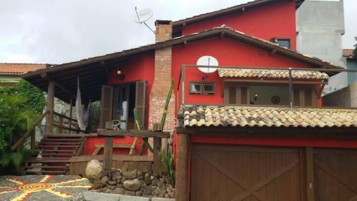 Visual North House - Praia do Rosa