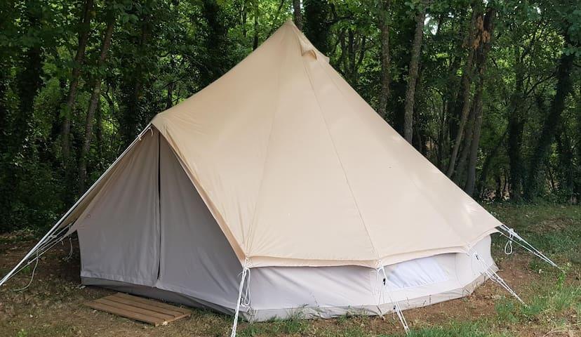 Tente inuit Sharga