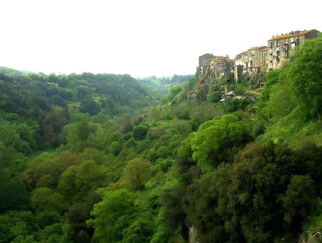 Blera borgo etrusco nel Viterbese - Blera - Pis
