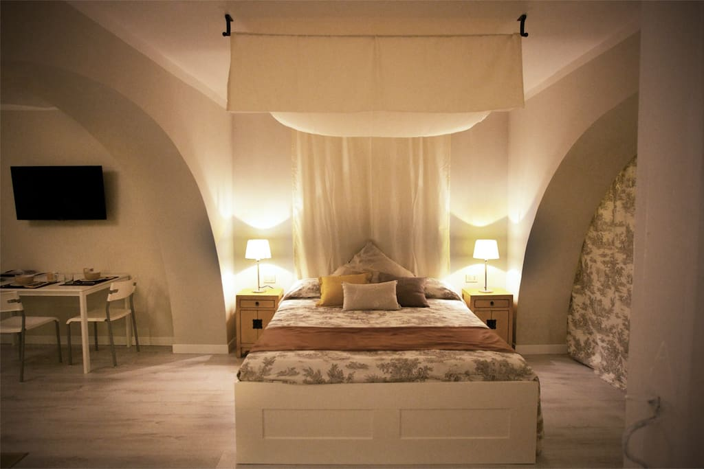 D King suite, all you can dream in 34 square meters.