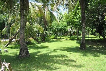 Honeymoon cottage in large garden - consolacion, cebu