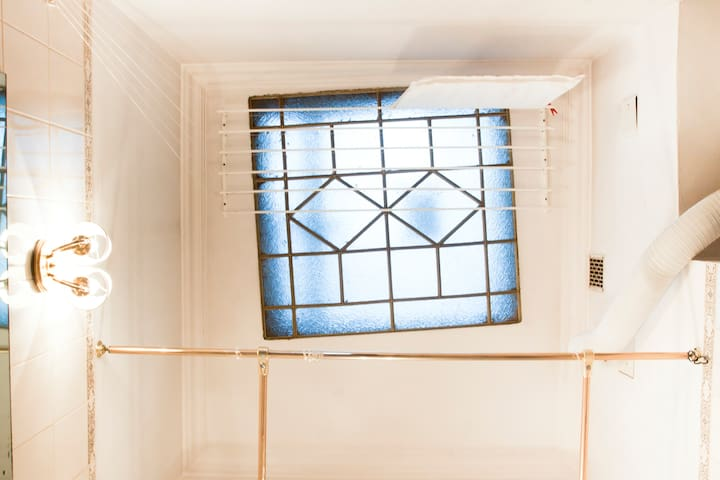 Bathroom's skylight
