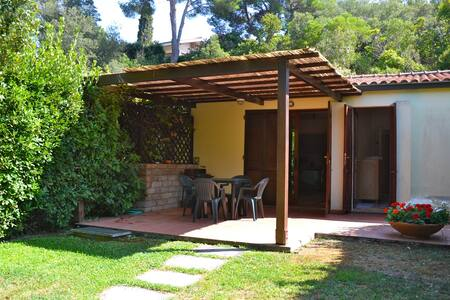 Beautiful Tuscan Cottage by the Sea - Punta Ala