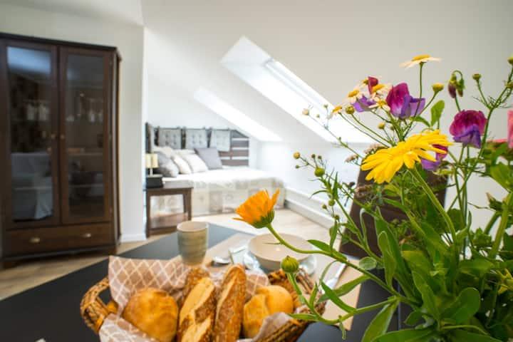 Auszeithaus Andergassen große XL-Suite 4 Personen