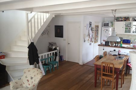 2,5 floor Penthouse in Centre - Amsterdam - Wohnung