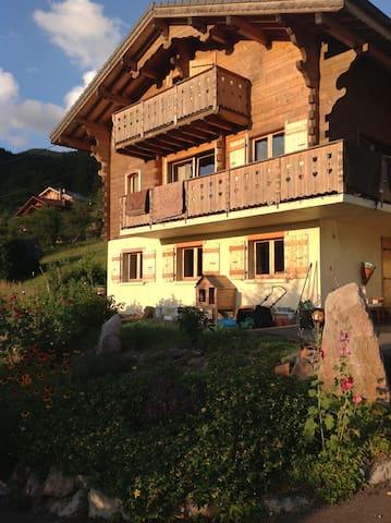 Corner of paradise! Val d Abondance - Vacheresse - อพาร์ทเมนท์