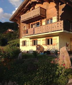 Corner of paradise! Val d Abondance - Vacheresse