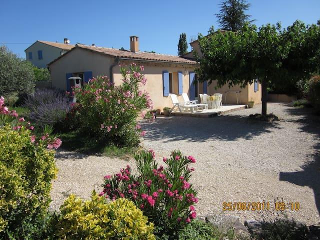 Villa Lavande - Saint-Pierre-de-Vassols - Talo