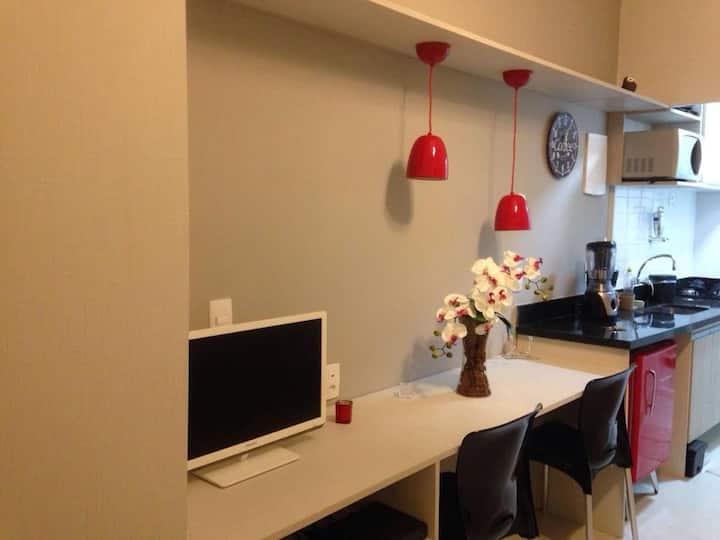 Charmoso e Aconchegante   Ideal para  Home Office