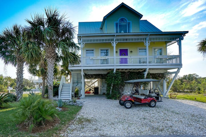 Golf Cart Included!! Harbour Key Retreat
