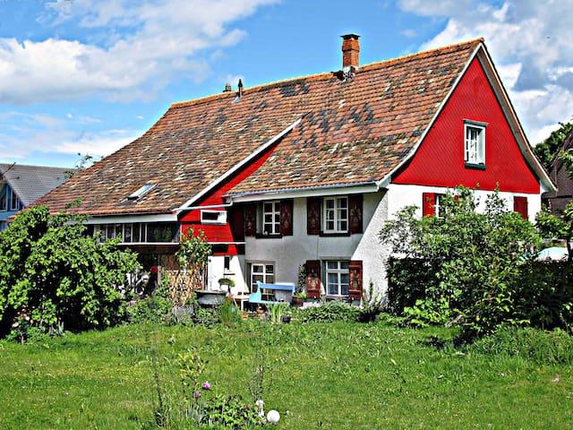 """Gästehaus """"BLISS"""" - Kesswil - Talo"""