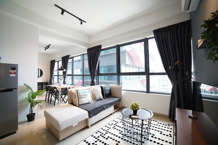 ✡Private One Bedroom•10 Min↬KLCC✡ #AT235