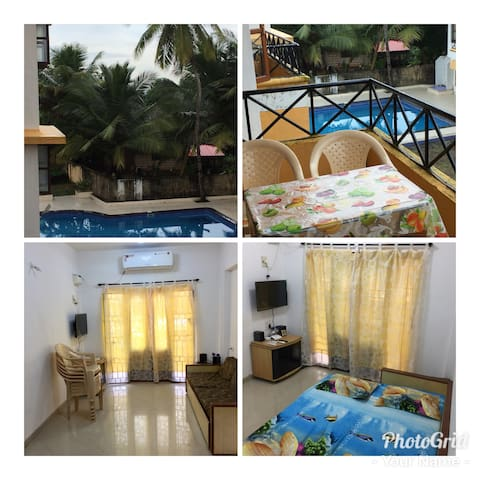 Entire home-South Goa Benaulim