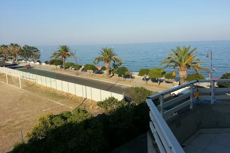 Small apartment on the seafront - Trebisacce